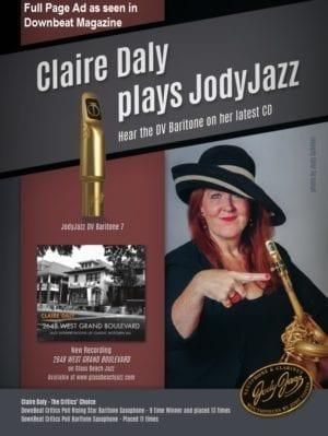 Claire Daly | JodyJazz