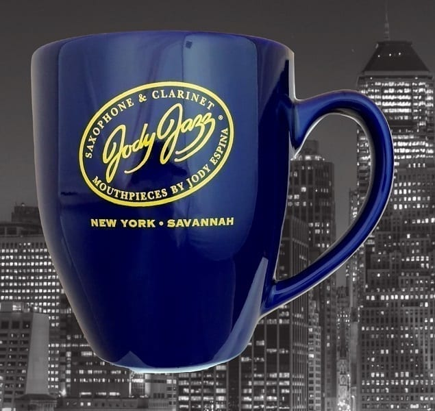 JodyJazz Coffee Mug