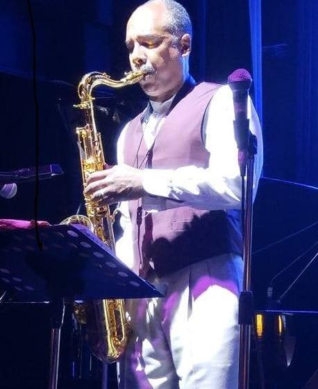Image of Don Braden playing the DV NY Tenor 8*
