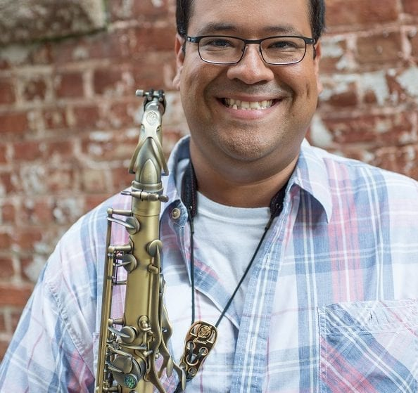 Image of JodyJazz Artist Pedro Esparza