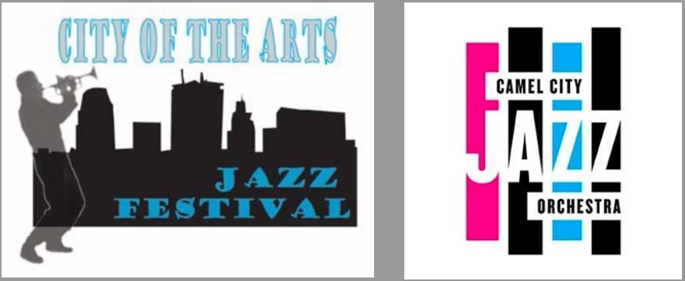 Graphic for City of the Arts Jazz Festival