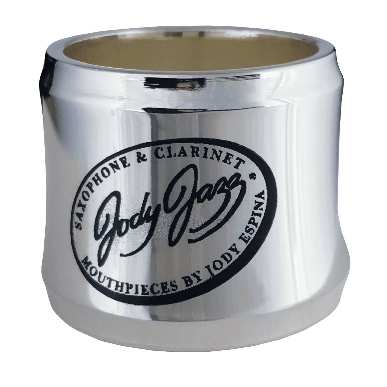 POWER RING Ligature Silver