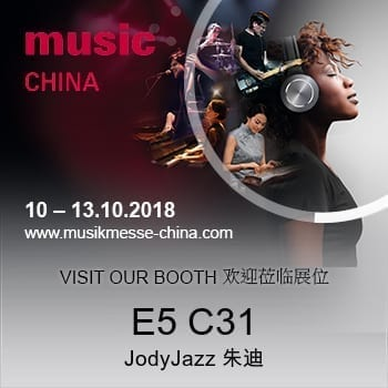JodyJazz Music China Shanghai