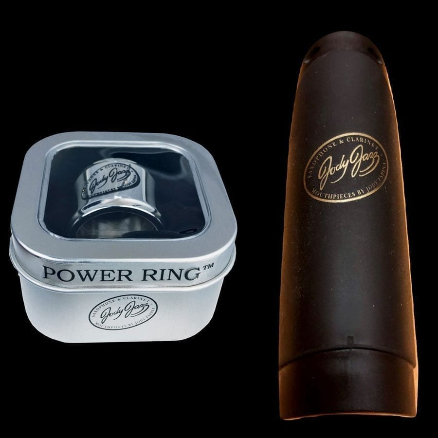 POWER RING®️ Ligature with Silver Cap