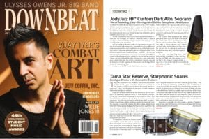 Downbeat June 2021